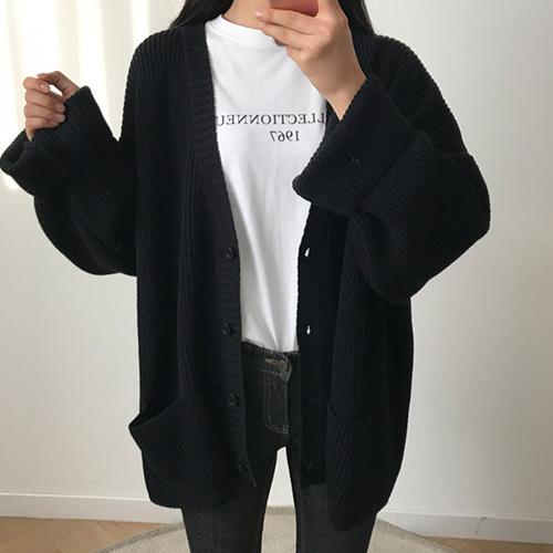 GOGOSING(ゴゴシング)ハチ春カーディガン_03