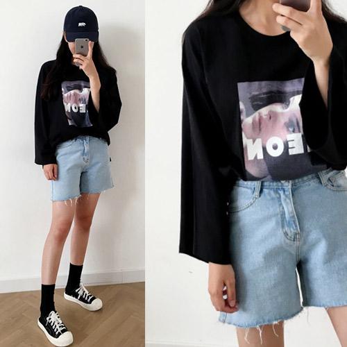 GOGOSING(ゴゴシング)LEONルーズフィットTシャツ_01