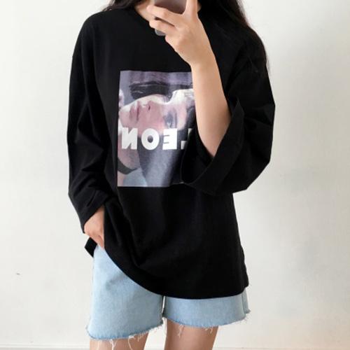 GOGOSING(ゴゴシング)LEONルーズフィットTシャツ_02