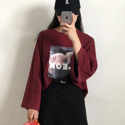 GOGOSING(ゴゴシング)LEONルーズフィットTシャツ_04
