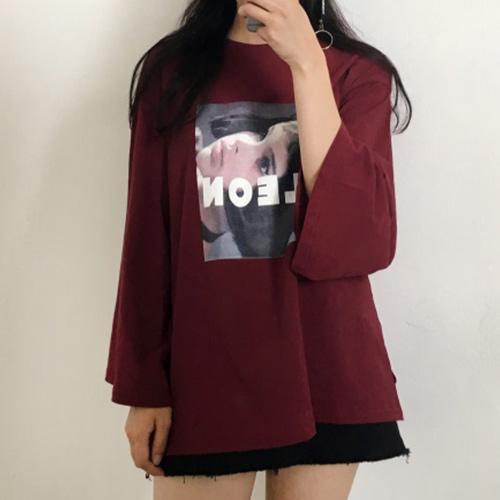 GOGOSING(ゴゴシング)LEONルーズフィットTシャツ_05